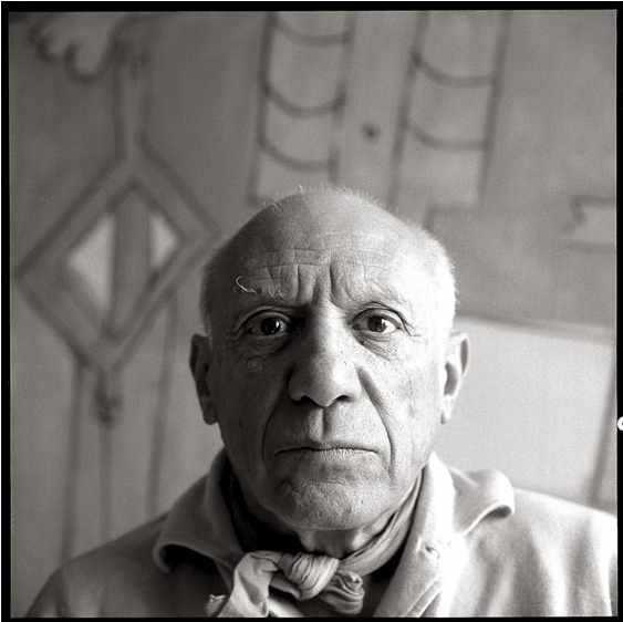 Richard Avedon, Picasso
