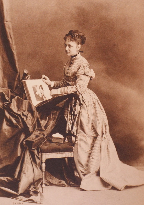 Mme Prior by Willian Notman