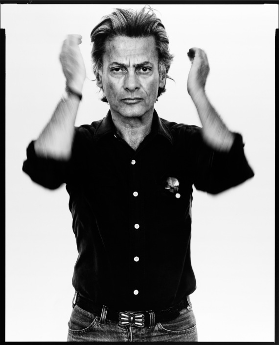 Self portrait Richard Avedon