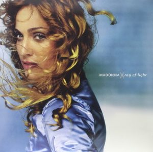 Ray of Light, album produced in 1998